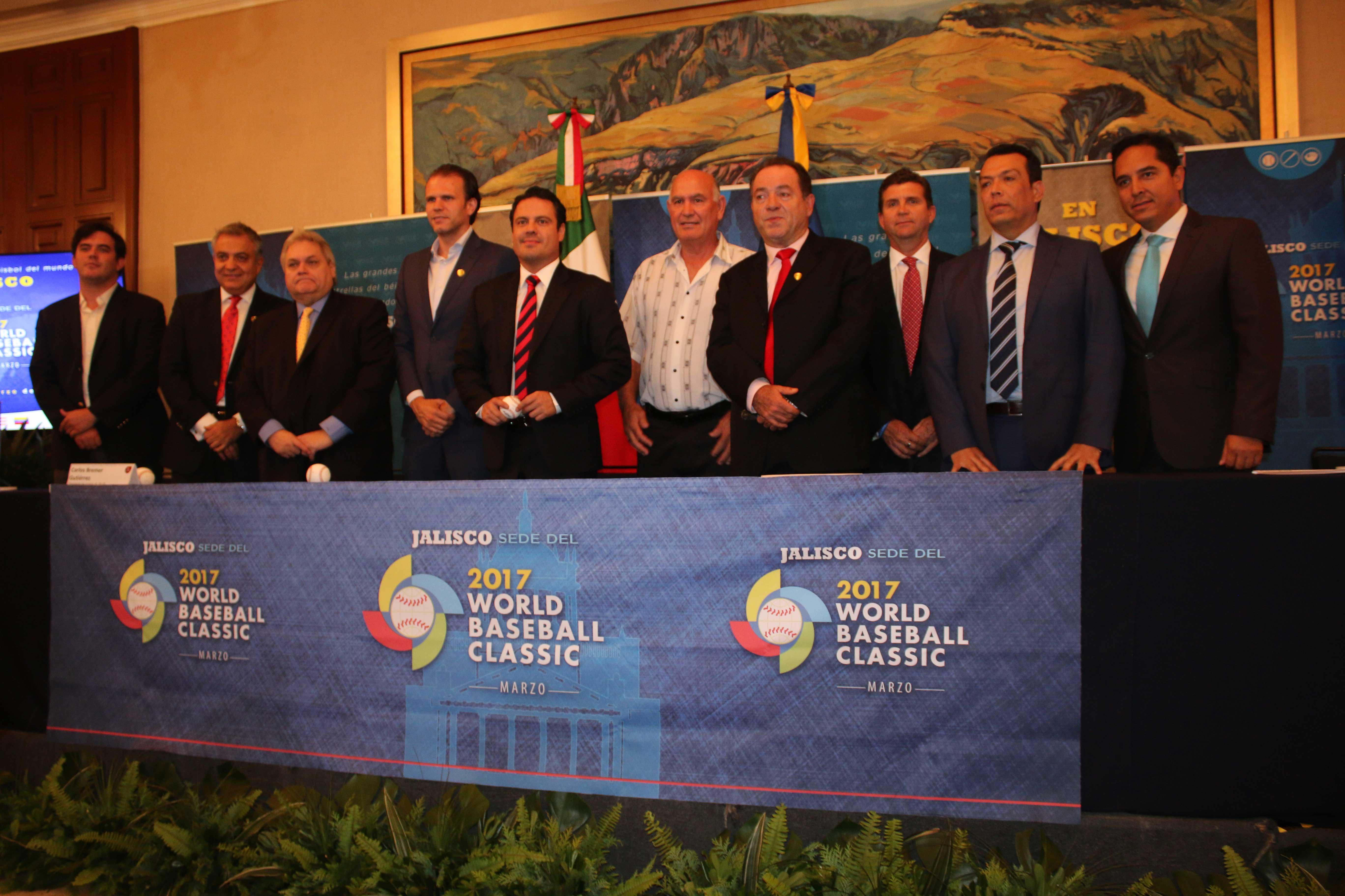 "VICKY GARIBAY: Clásico Mundial en Jalisco, un ""Grand Slam"": Aristóteles Sandoval"