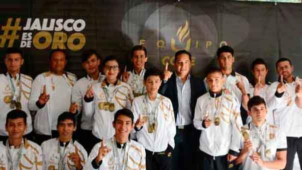VICKY GARIBAY: Jalisco gana 17 título consecutivo en Olimpiadas Nacionales.