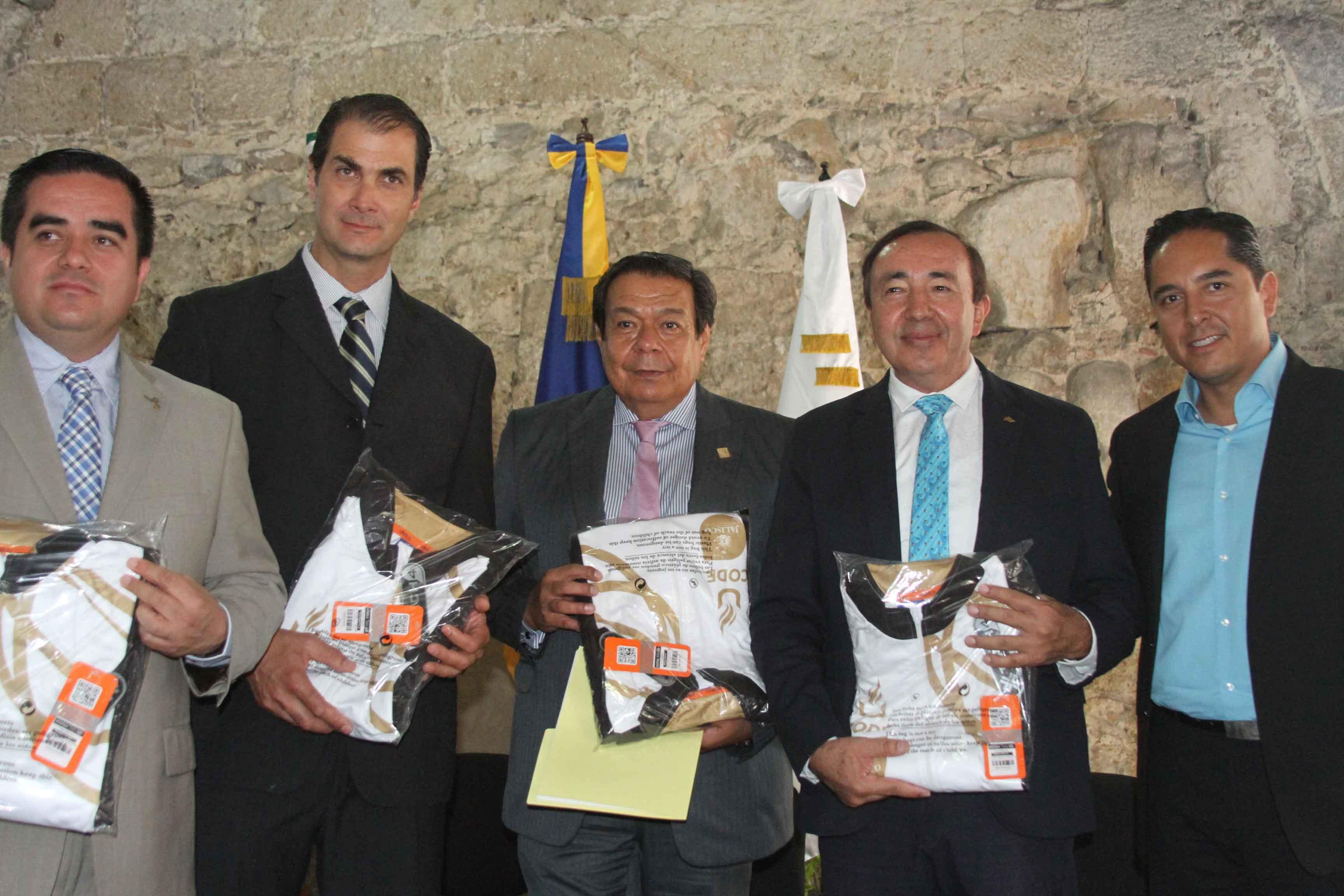 VICKY GARIBAY:  Convocan a diseñar uniforme de selección Jalisco