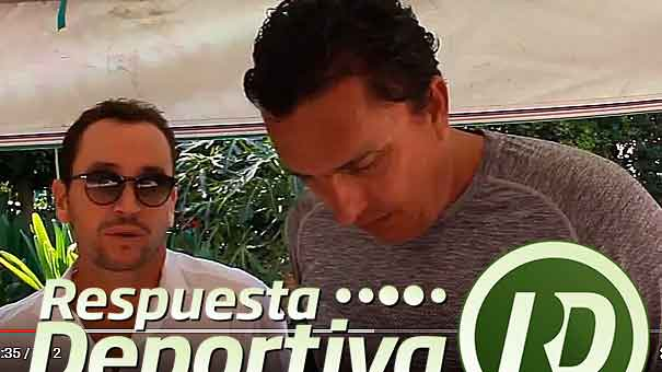 PATRICIO QUIJANO Y LEO LAVALLE, HABLARON DE LO QUE SUCEDERÁ EN LA LOMA CENTRO DEPORTIVO