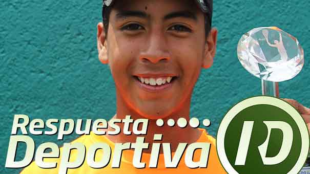 ISAAC ARÉVALO CON BUEN PASO EN EL ITF DE MONTERREY