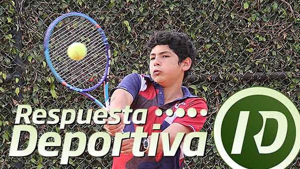 SERGIO EDUARDO MOLINA CALIFICÓ EN EL ITF DE MONTERREY