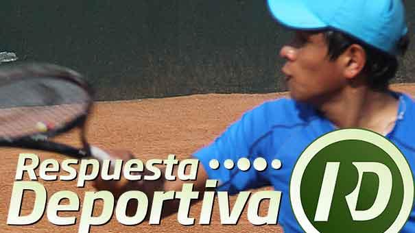 EDSON ORTIZ FINALISTA EN EL CLUB SAN AGUSTÍN