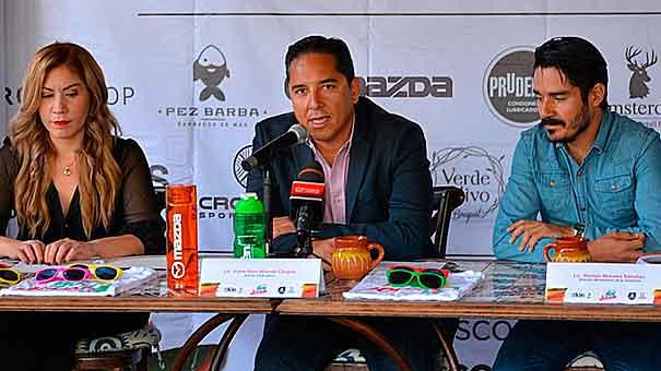 VICKY GARIBAY: Jalisco Corre cierra su serial con la temática Soy Joven.