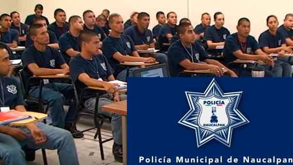 POLICÍAS PIDEN NO SER AFECTADOS EN NAUCALPAN