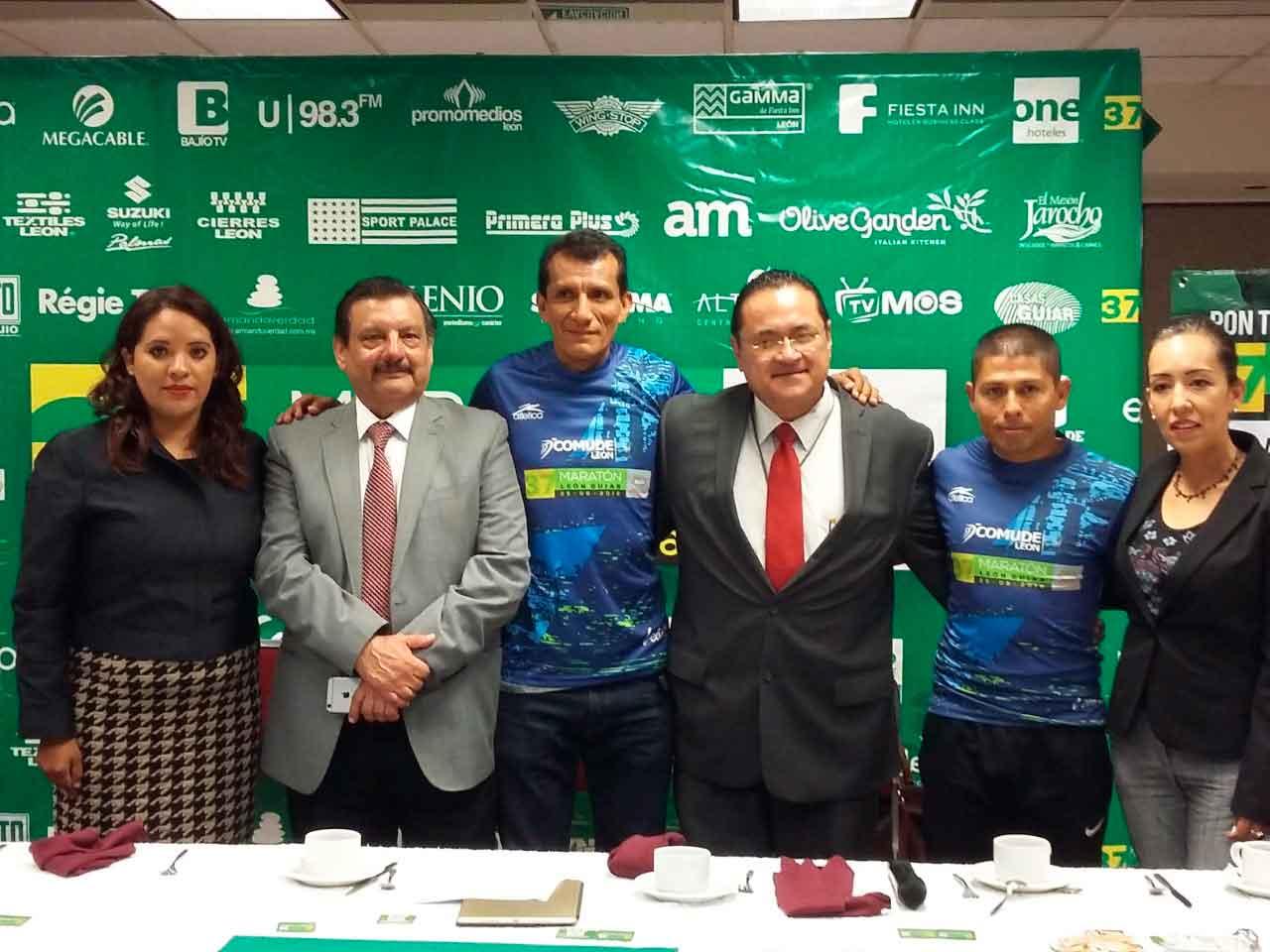 Invitan a la Maratón de León Guanajuato.