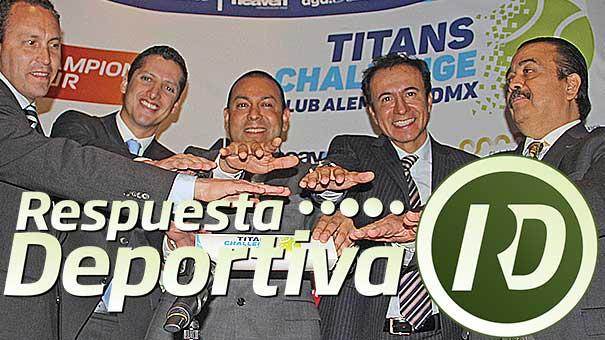 SEIS GRANDES DEL TENIS MUNDIAL EN EL TITANS CHALLENGE… RESURGIMIENTO DEL CLUB ALEMÁN