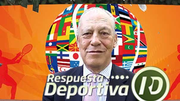 JORGE NICOLIN, TRABAJA FUERTE PARA QUE EL V ABIERTO JUVENIL MEXICANO RESPONDA A LAS EXPECTATIVAS