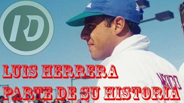 RESPUESTA DEPORTIVA, RECUERDA PARTE DE LA HISTORIA DE LUIS HERRERA