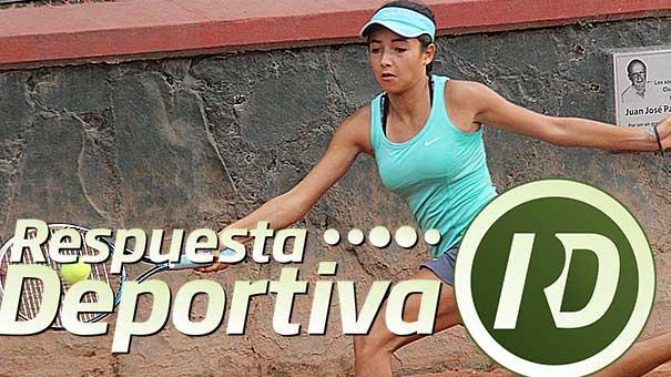 ITF QUERETARO: ANA PAULA NARANJO NO ENTRÓ EN RITMO Y QUEDÓ FUERA