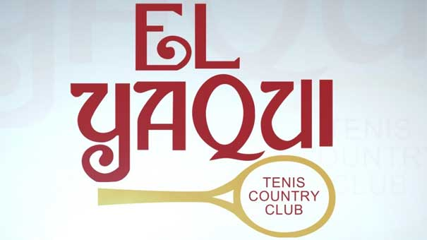 LA GRANDEZA DEL CLUB EL YAQUI REALZA AL TENIS DE LA CIUDAD DE MÉXICO