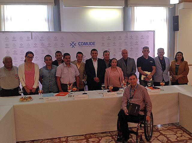 Se formó la Comisión de Análisis y Dictamen para la Medalla al Mérito Deportivo, Becas y Reconocimientos 2016.