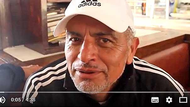 JAIME RODRÍGUEZ INTERESADO DE VER EN ACCIÓN A CARLOS MOYA