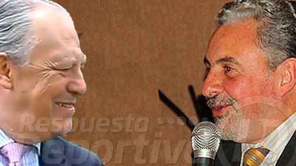 JORGE NICOLÍN, ROBÓ CÁMARA EN  LA REUNIÓN DE LA ASOCIACIÓN DE GERENTES DE CLUBES DEPORTIVOS