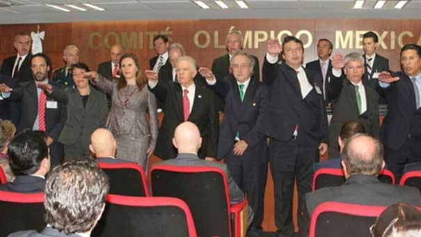 Carlos Padilla reelecto como presidente del COM
