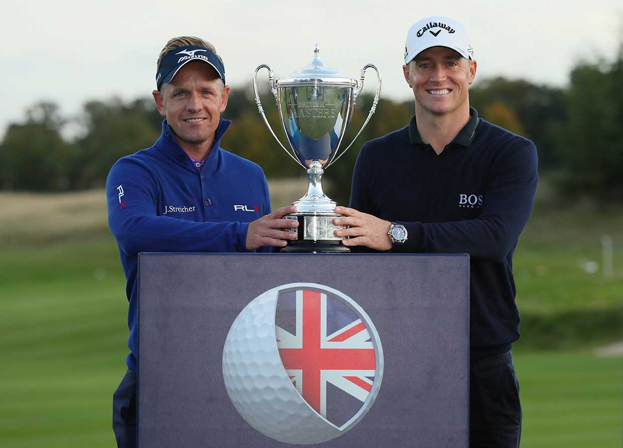Red-hot Noren seals British Masters victory
