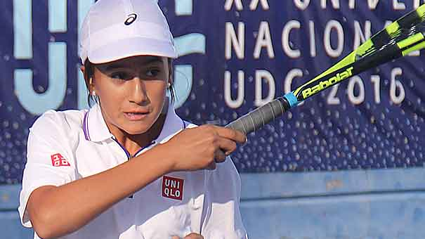 AMAYA GONZÁLEZ TRABAJANDO FUERTE CON MARIO ACEVES