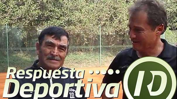 ANDRÉS ROSADO RECONOCE A SU ENTRENADOR ALFREDO ÁLVAREZ EN EL REFORMA