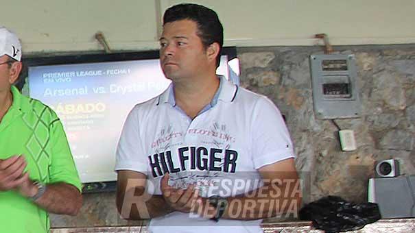 PRIMER VICEPRESIDENTE DE LA FMT, MARIO CHÁVEZ COMENTÓ DEL TORNEO COTEC DE 12 AÑOS Y DE LA FMT