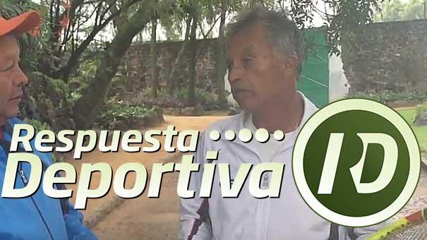 SALVADOR GARCÍA RECONOCIÓ QUE NO SERÁ PRIMERA EN LA SIEMBRA EN EL NACIONAL