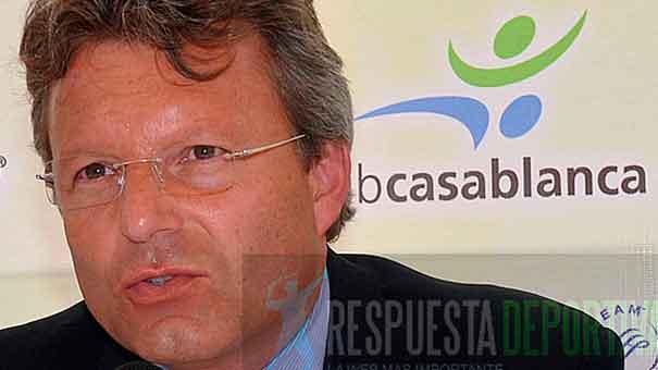 GERENTES DE CLUBES DE TENIS: PATRICK BOYER CONTRATADO POR CASABLANCA JURIQUILLA