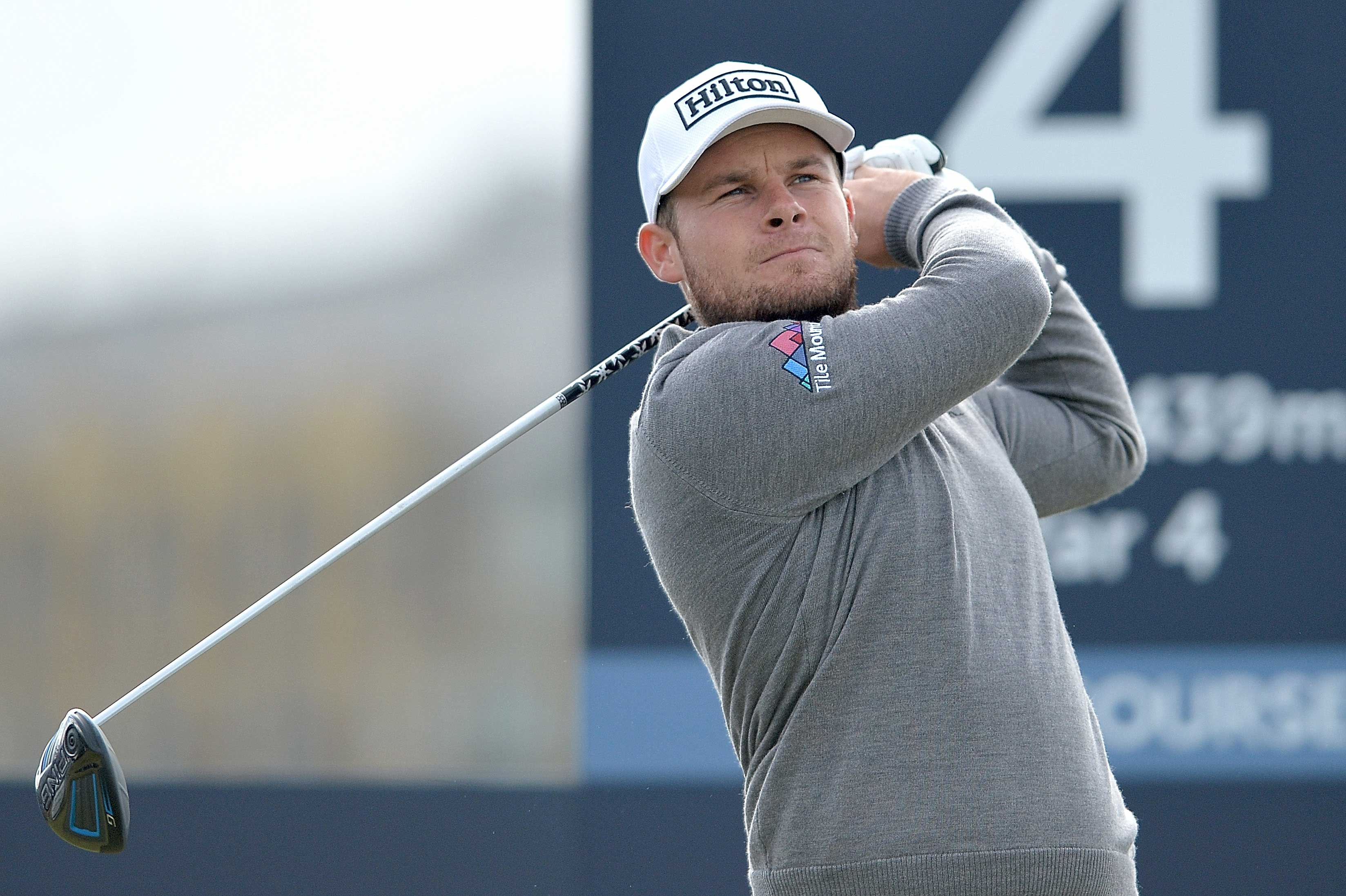 Hatton named European Tour Hilton Golfer of the Month for October