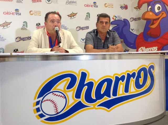 Felix Fermín, será el nuevo manager de Charros de Jalisco.