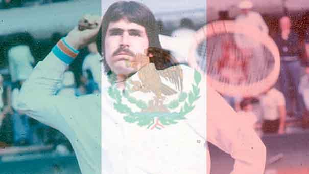 RAÚL RAMÍREZ: EL HONOR DE REPRESENTAR A MÉXICO EN EL MUNDO DEL TENIS