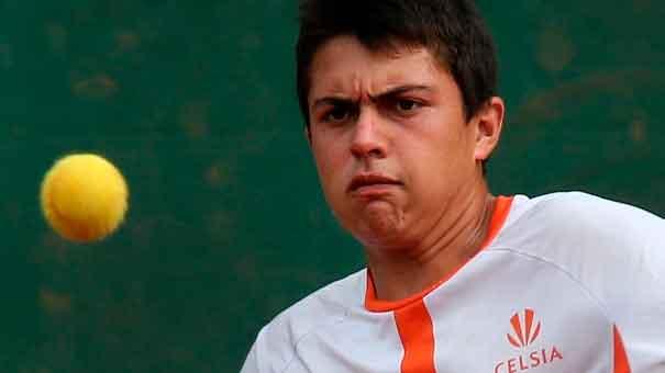 Colombiano Sergio Hernández, supera al 81 del mundo ITF y avanza a la 3ra ronda del Orange Bowl en los Estados Unidos
