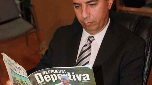 LA LABOR DE JAVIER GAITÁN GENERO BASES EN EL TENIS MEXICANO