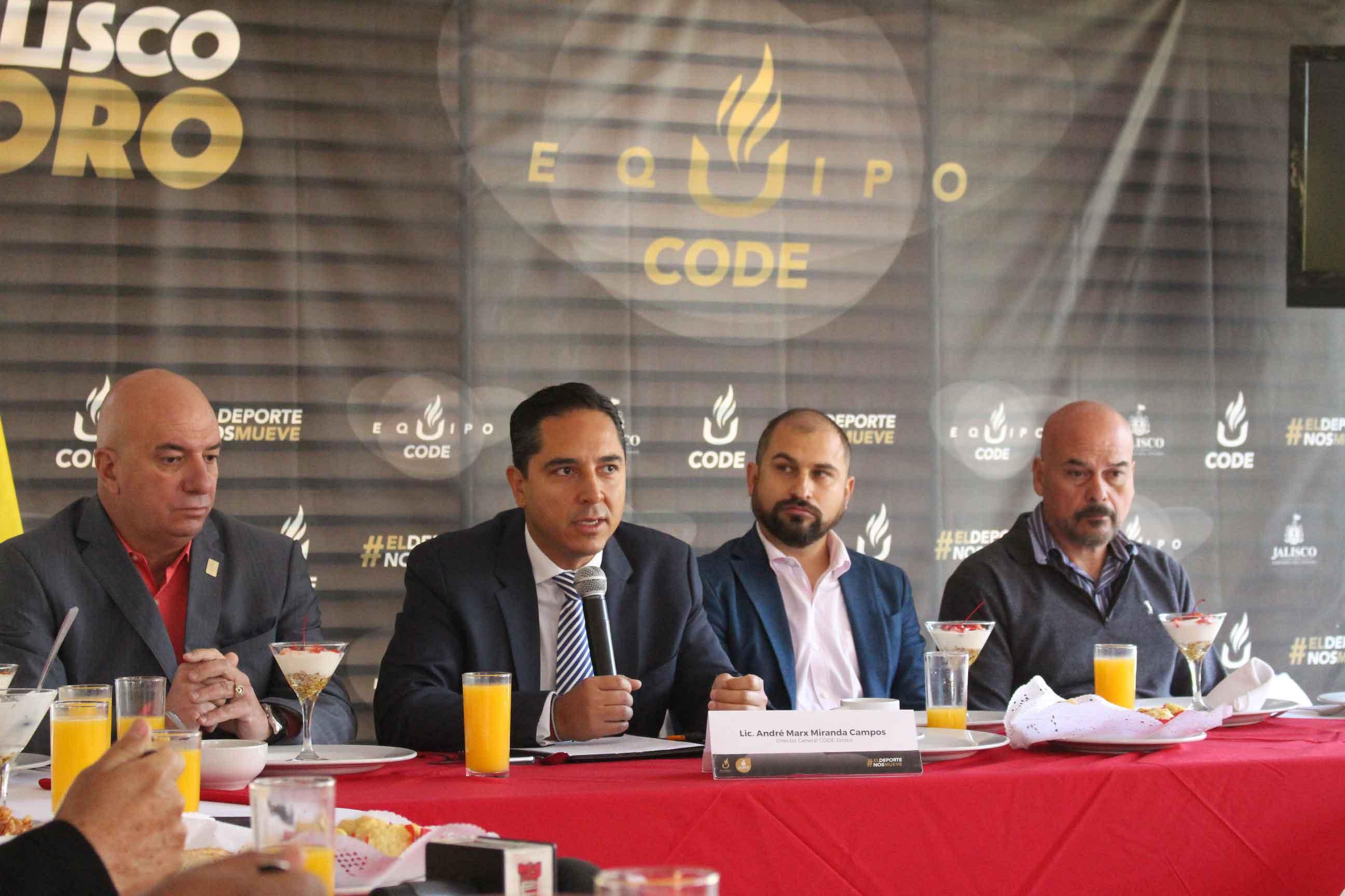 Presentan proyectos para el 2017 en el Code Jalisco.