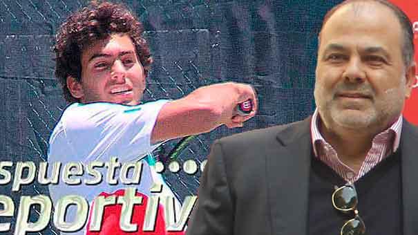 ALAN RUBIO EL WILD CARD DEL ABIERTO MEXICANO