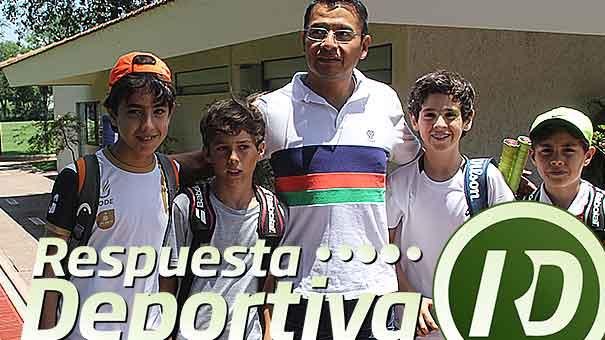 JALISCO: HUGO CASTILLO MOTIVA A INFANTILES EN PUERTA DE HIERRO
