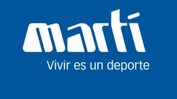 DEPORTES MARTI, LA CADENA MÁS IMPORTANTE DE DEPORTES EN EL MUNDO DEL TENIS