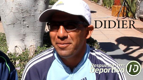 DIDIER BELMOND SACA JUGADORAS DE LAS PIEDRAS