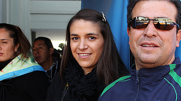 RESPUESTA DEPORTIVA RECONOCE A GABRIELA MARTÍNEZ DEL CDCH