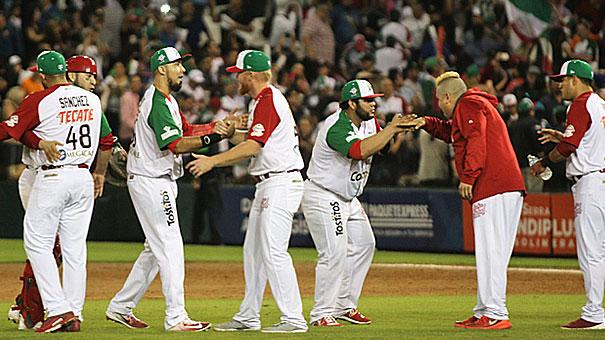 México defenderá el título en la Serie del Caribe.