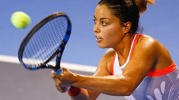 RENATA ZARAZÚA LA MEJOR TENISTA MEXICANA EN LA WTA