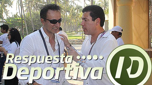 JOEL ARMENDARIZ, MUY CERCANO AL PRESIDENTE DE LA FMT CERCA DEL NACIONAL DE SEMANA SANTA