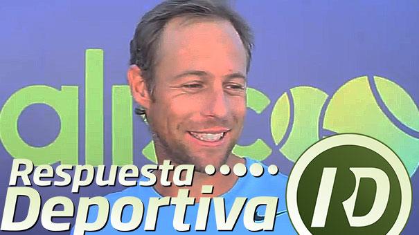 BREVE CHARLA DEL COPA DAVIS URUGUAYO MARCEL FELDER CON ALEJANDRO ÁLVAREZ ZENITH
