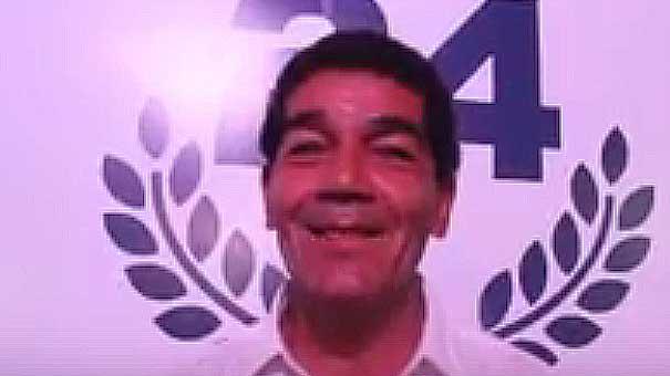 GABRIEL MENDOZA MUY ECUÁNIME EN EL AMT