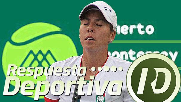 GIULIANA OLMOS PRESENTE EN LA PREVIA DEL WTA DE MONTERREY