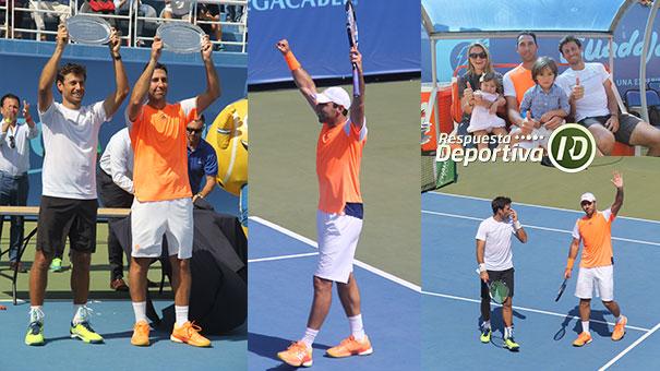 VICKY GARIBAY: González-Sitak campeones del Jalisco Open.