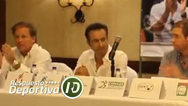 PRESENTARON SERIE DE COPA DAVIS MÉXICO CONTRA PARAGUAY EN ZAPOPAN