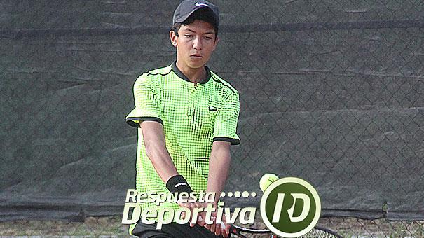 MARIO DURÓN CUMPLE EN MONTERREY AL LLEGAR A SEMIFINALES DE 16 AÑOS