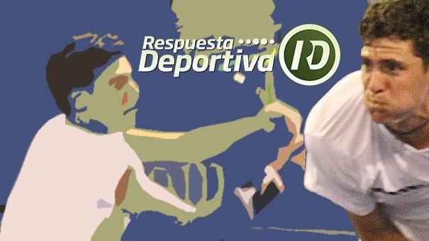 GOLPE DE REVÉS: ERNESTO ESCOBEDO, TENISTA DE SANGRE MEXICANA ES 55 EN LA CARRERA DE CAMPEONES DEL ATP