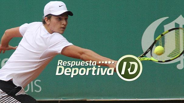 El juvenil Miomir Kecmanovic quedó fuera del San Luis Open