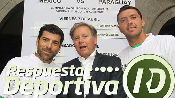 COPA DAVIS POR FMT: Y COMIENZA LA FIESTA…