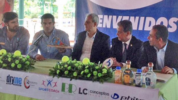 VICKY GARIBAY: Hacienda San Javier invita a su torneo de Tenis.