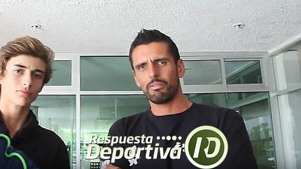 DOMINGO FUENSALIDA TIENE CLARO QUE EL TENISTA DE ALTA COMPETENCIA REQUIERE DE ROCE INTERNACIONAL